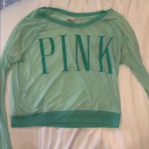PINK long sleeve think shirt
